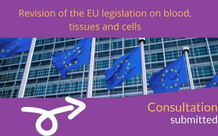 EU legislation on blood, tissues and cells